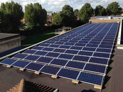 NO CAPEX SOLAR & LED FOR SCHOOLS & BUSINESSES